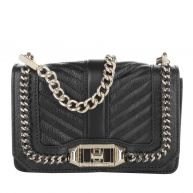 Rebecca Minkoff Schoudertassen - Mini Love Crossbody Black in zwart voor dames