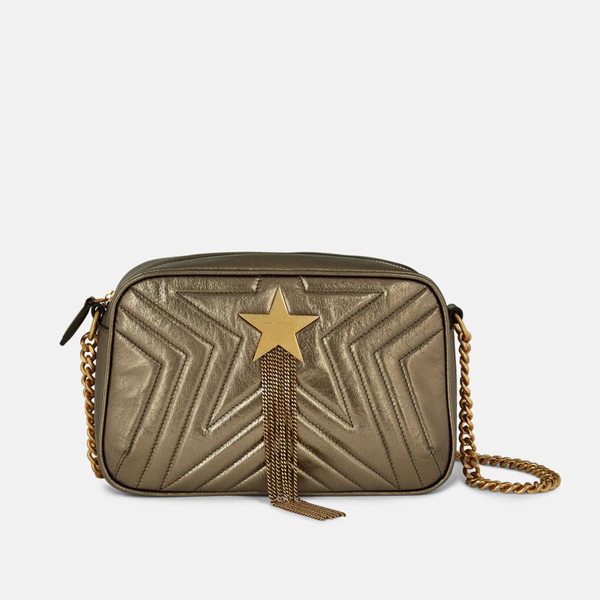 Stella Mccartney Metallic Alter Nappa Mini Shoulder Bag Beste Keuze Nieuw Te Koop Top Kwaliteit Goedkope Online PtL7Hm