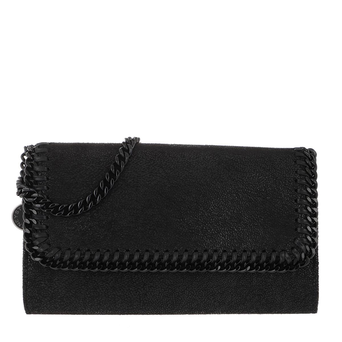 Stella Mccartney Stella Mc Cartney Schoudertassen - Falabella Medium Crossbody Bag Black in zwart voor dames Goedkope Mode-stijl 100% Gegarandeerd Goedkope Prijs Korting Te Genieten Verkoop Snelle Levering NL1wM37