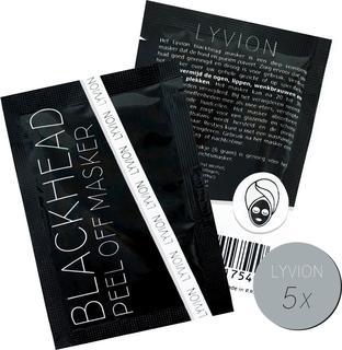 Nederlandstalig Blackhead Masker / mee-eter maskertjes - 5 sachets