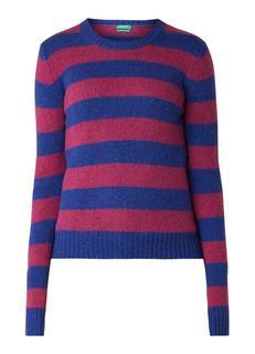 Fijngebreide trui van wol