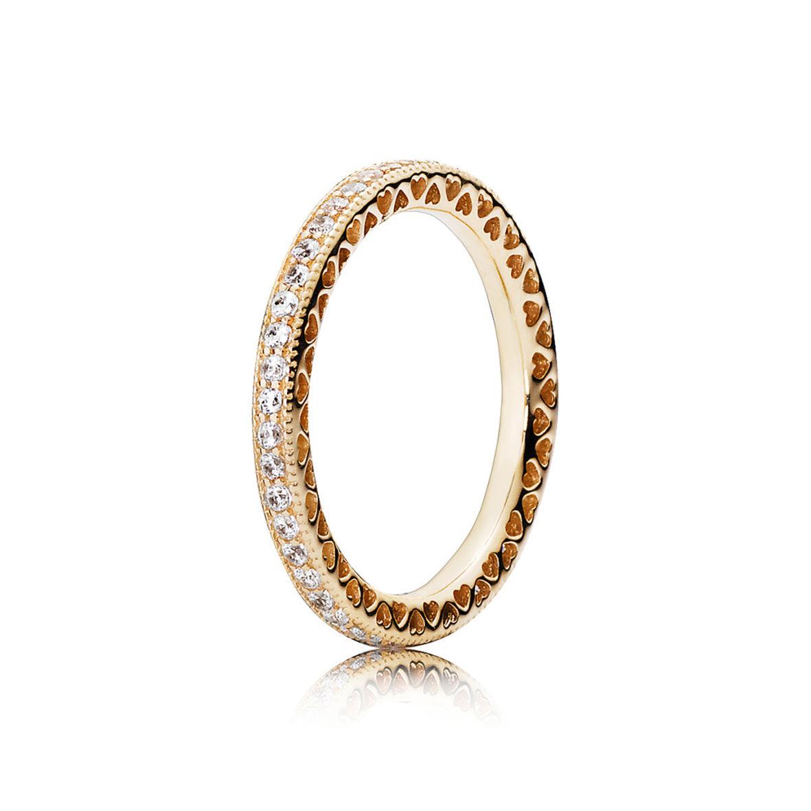 Online Winkelen Goedkope Prijs acVNVwCvfg Gouden hartjes ring maat 52 150181CZ-52 Klaring Laatste Te Koop Goedkope Prijs Korting In Nederland g1tJGp4