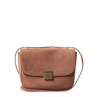 The Meghan - Camel - Hunter Leather