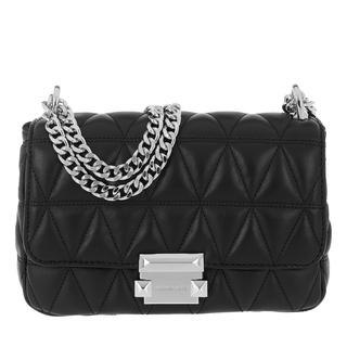 Tasche - Sloan SM Chain Shoulder Bag Black in zwart voor dames - Gr. SM