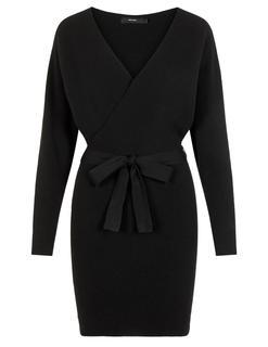 Vmremi Ls V-neck Dress 10221499 Gebreide jurk Remi 10221499