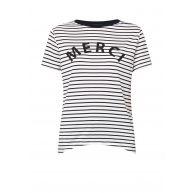 Whistles Merci gestreept T-shirt