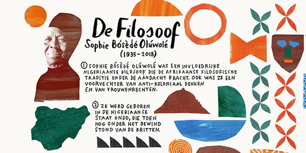 De filosoof: Sophie Bósèdé Olúwolé - Flow Magazine NL