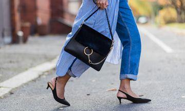Platzak of voor 'n prikkie: de Chloe Faye leather bag