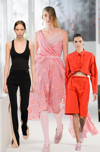 8 Runway favorieten van London Fashion Week