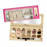The Balm Nude Tude Palette & Mini Put a Lid On It Primer