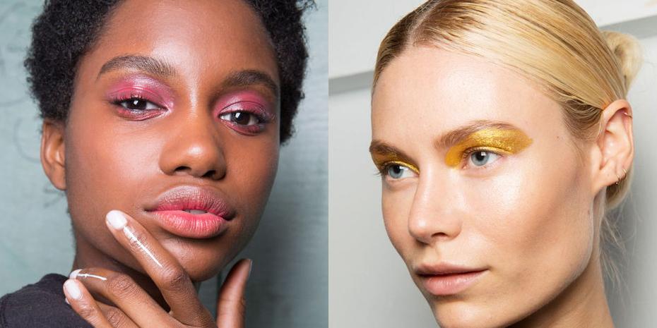 Beauty trends SS17