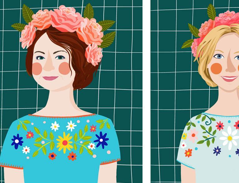 Astrid & Irene