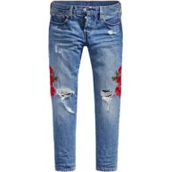 Levi's ® Cropped Taper W Denim Pants jeans custom blues med indigo custom blues med indigo
