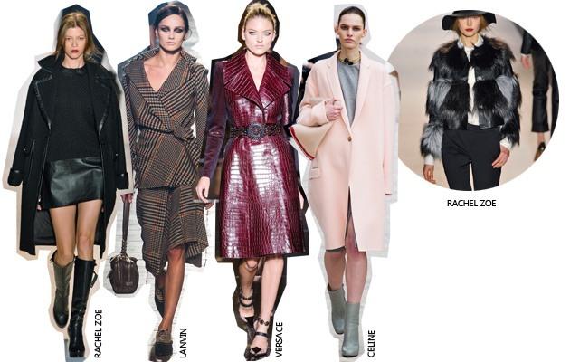 Winterjassen trends 2013/2014