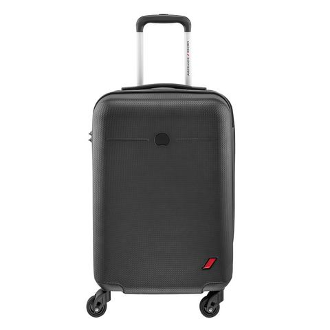 Delsey Harde Trolley Air France Edition Met 4 Rollers, Envol