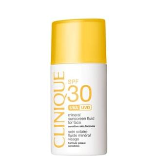 Sun mineral sunscreen lotion for face spf 30