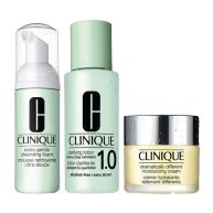 Clinique 3-Step Intro Kit Extra Gentle