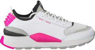 Witte Sneakers RS-0 SOUND DAMES