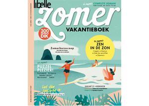 Libelle Zomer vakantieboek