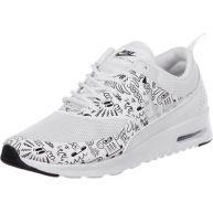 Nike Air Max Thea Print W Running schoenen wit zwart wit zwart
