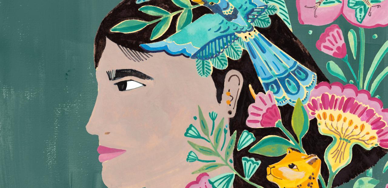Flow 5 illustrator Hadas Hayun