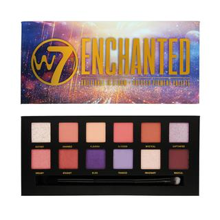 Cosmetics Enchanted Pressed Pigment Eyeshadow Palette