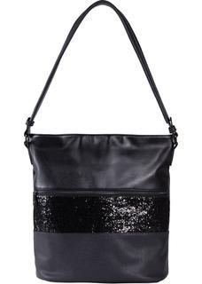 Dames handtas in zwart