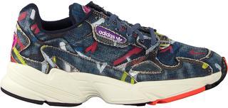 Blauwe Sneakers Falcon Wmn