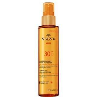 Sun - Sun Tanning Oil High Protection