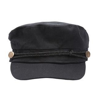Sailor hat zwart