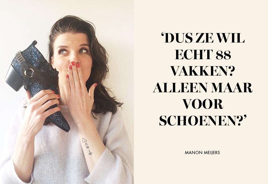 Manon blog Schoenen