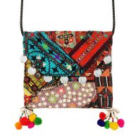 Small Ibiza Clutch - One Of A Kind