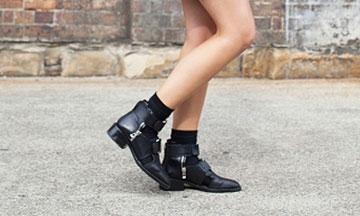 5 manieren om laarzen te dragen in de zomer