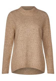 Pullover in melange-stijl