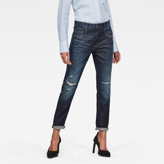 Radar Boyfriend Tapered Jeans