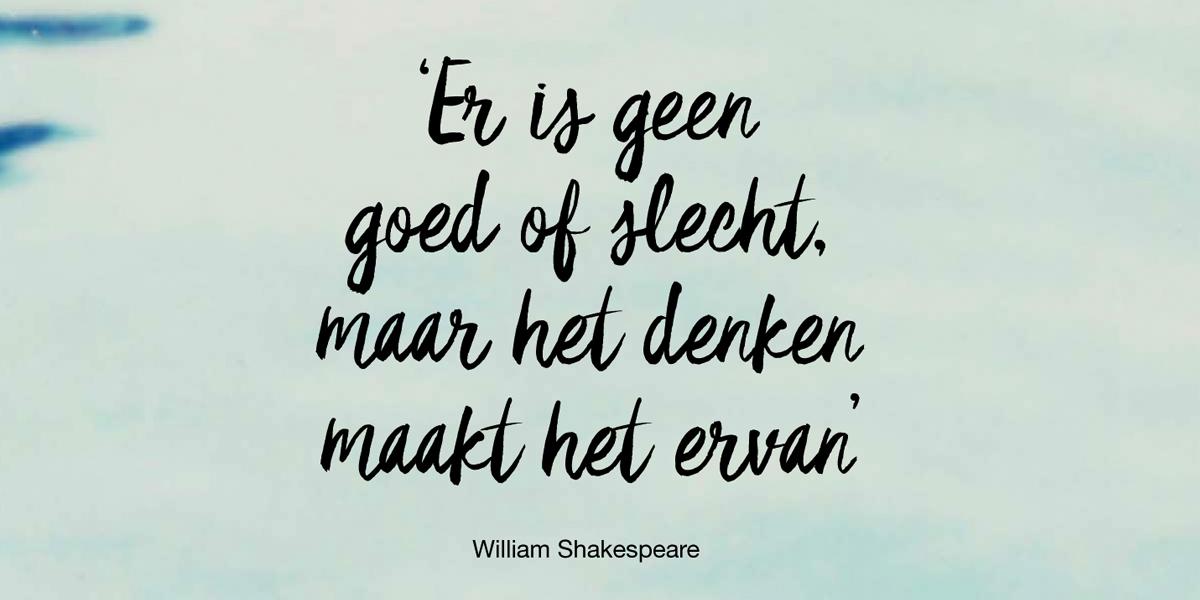 Quote Shakespeare