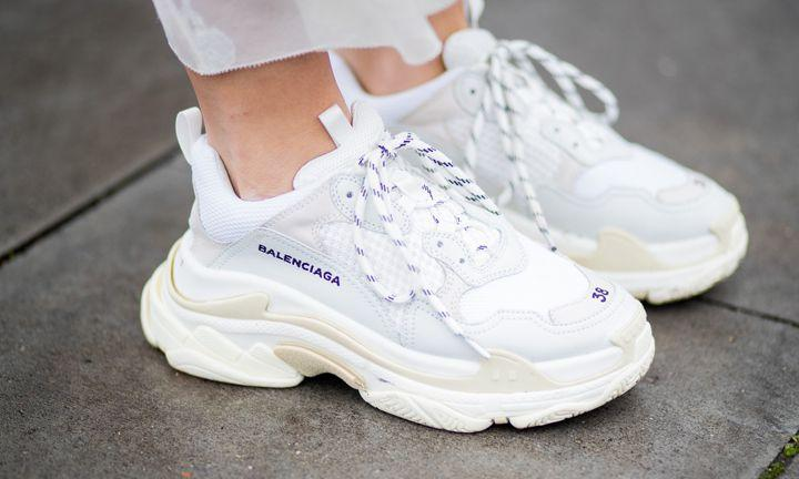 Yay or nay: de dad sneaker