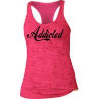 Tanktop Pink Addicted