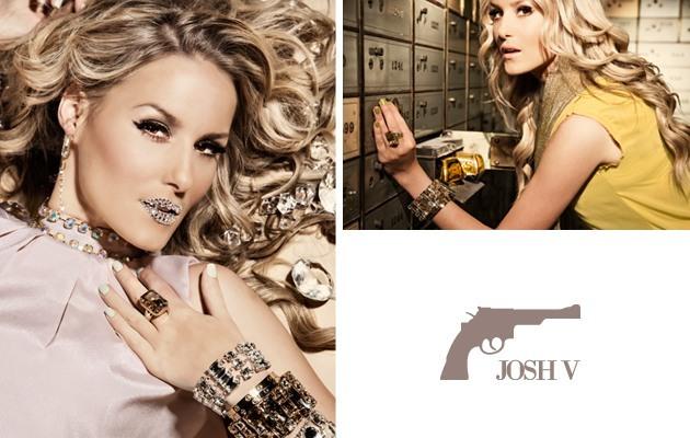 josh v diamond collection lookbook 2013
