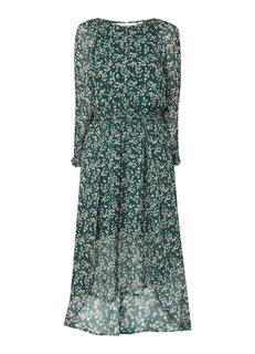 Hayden maxi-jurk met bloemendessin