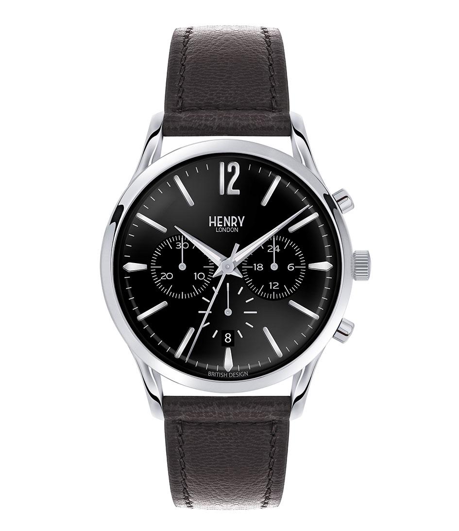 Goedkope Koop Origineel Footlocker Foto's Te Koop Henry London Horloges xNMDWU0DoU Edgware Zwart QGVuW