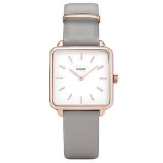 CLUSE La Garçonne Rose Gold White/Grey CL60005