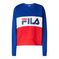 Fila Leah boxy sweater met logoprint