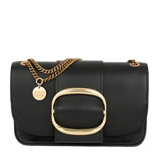 Tasche - Hana Shoulder Bag Black in zwart voor dames