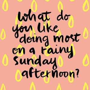 zondagmiddag