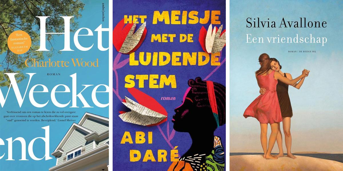 nieuwe boeken augustus