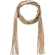 Dames sjaal in beige - bpc bonprix collection
