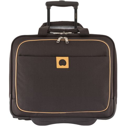 Delsey Businesstrolley Med 17,3 Tommer-laptopvak En 2 Valser, Montholon