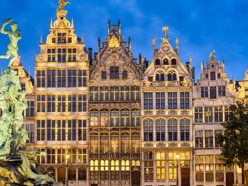 Stad Antwerpen Shopping Zondagen