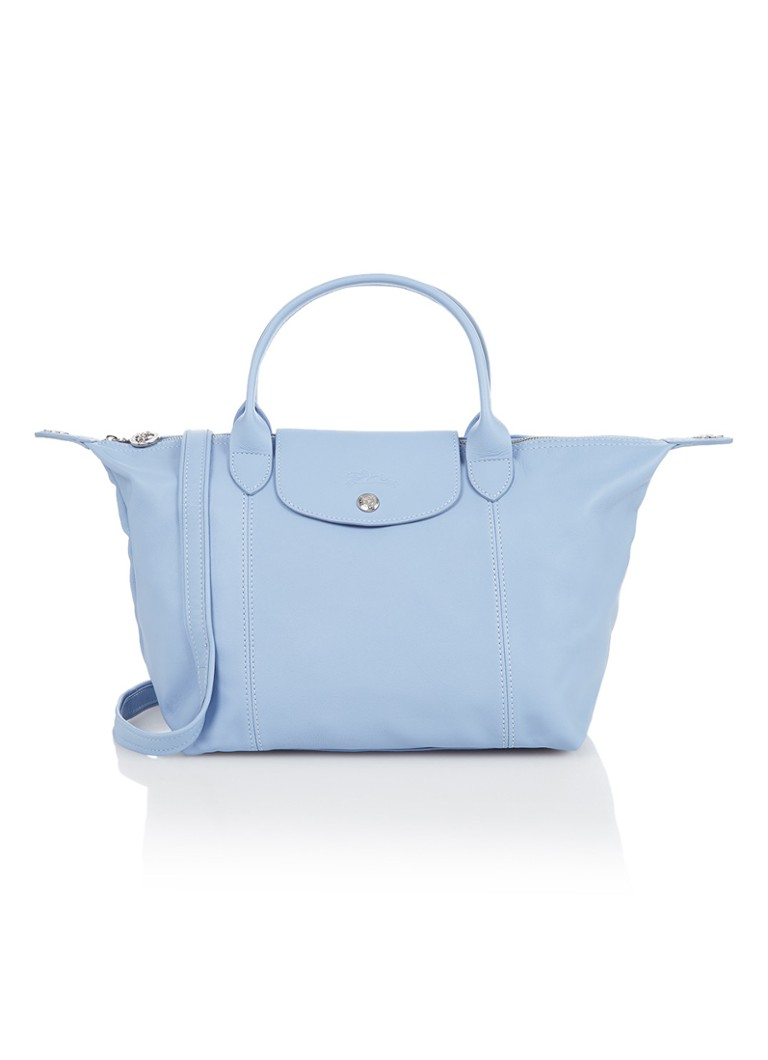 Longchamp In Pelle Pieghevole S Handbag Van Leer kATSEal9